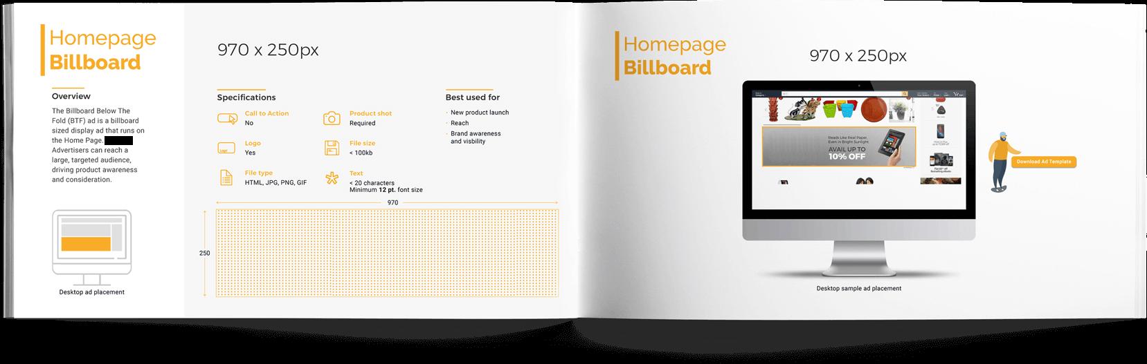 Customer Experience Catalog