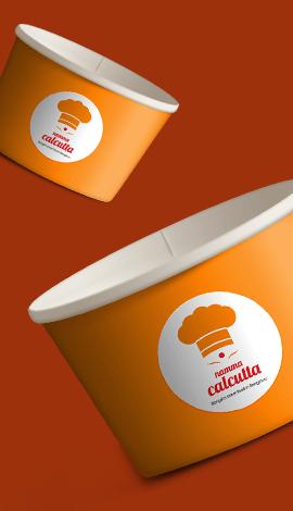 CX brand identity for namma kolkata