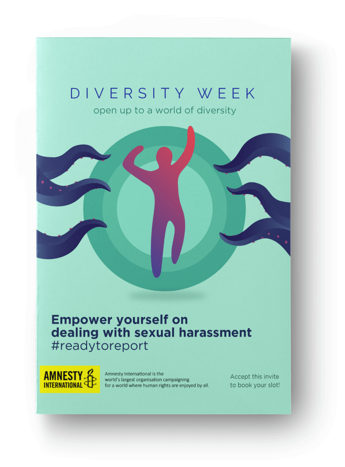 diversity week campaign image