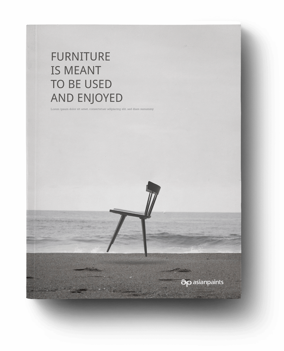furniture on a beach